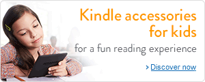Kindle accessories for kids for a fun reading experience