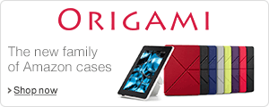 Origami - The new family of Amazon cases
