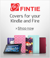 Fintie Covers for Kindle and Fire
