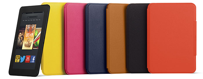 Kindle Colour Selection