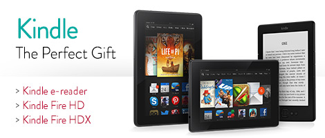 Kindle - the perfect gift