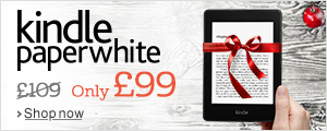 Kindle Paperwhite from �89