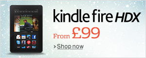 Save on Kindle Fire HDX