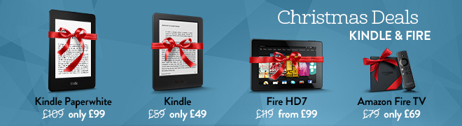 Special Offer: Kindle, Kindle Paperwhite, Fire TV and Fire HD7