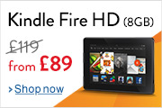 Save �30 on Kindle Fire HD 8GB