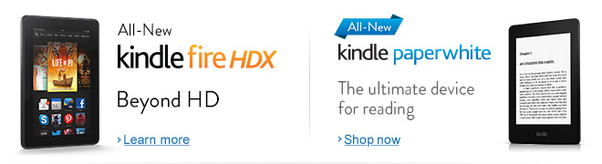 All-New Kindle Fire HDX - Beyond HD