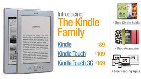 Introducing the Kindle Family