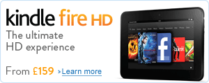 Kindle Fire HD. The Ultimate HD Experience