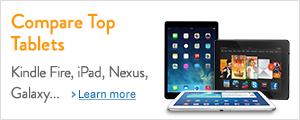 Tablets Comparison Page