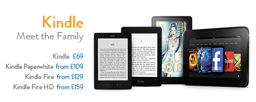 Meet the Kindle Family