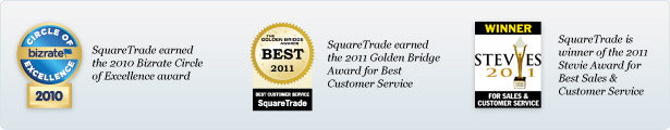 SquareTrade offer  an advanced replacement service
