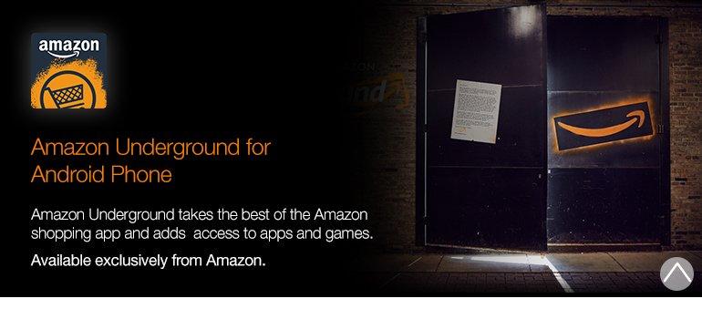 Amazon App Notifications