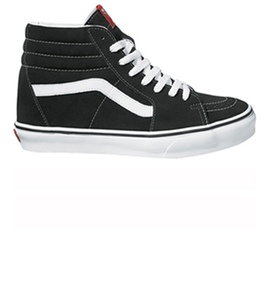 Vans-Sk8-Hi- Shoes