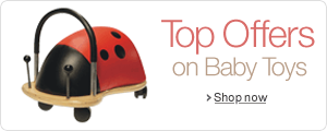 Top Offers on Baby Toys