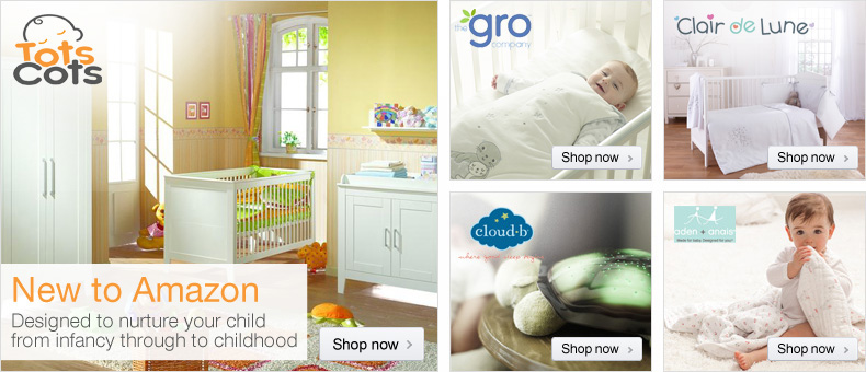 Amazon.co.uk--Nursery Store