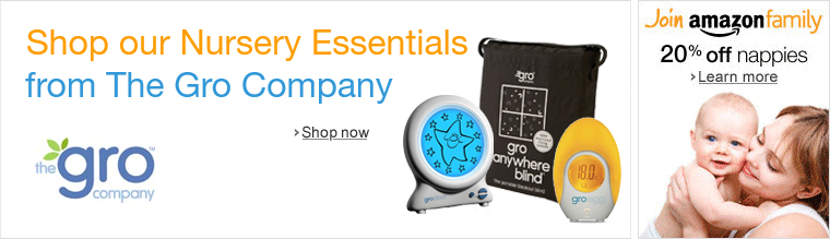 Nursery Essentials from The Gro Company