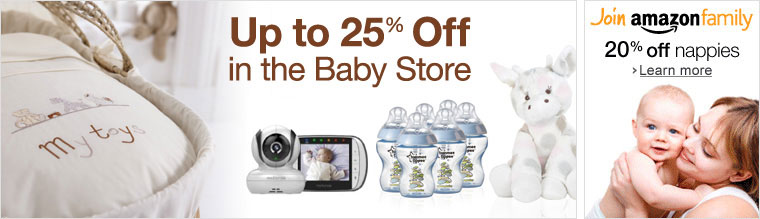 Top Offers in the Baby Store