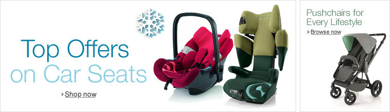 Top Offers on Car Seats