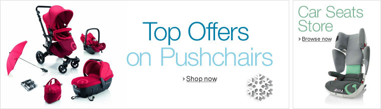 Top Offers on Pushchairs and Accessories