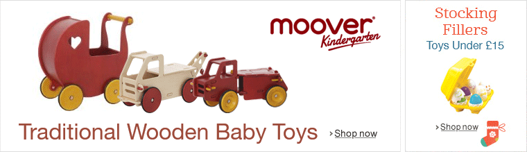 Moover Wooden Baby Toys
