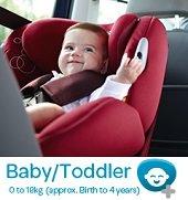 Baby Toddler Car Seats