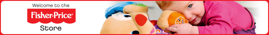 Fisher-Price Banner