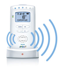 Philips AVENT Baby Monitor DECT 525