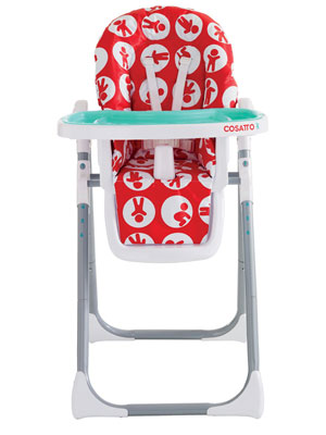 Cosatto Noodle Highchair in Babi Pop