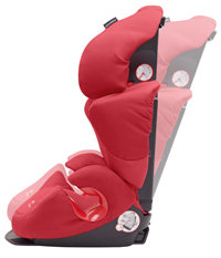 The Maxi-Cosi Rodi Air Protect offers your child a relaxed reclining position