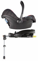 Maxi-Cosi CabrioFix with Maxi-Cosi EasyFix Car Seat Base