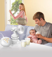 Tommee Tippee Closer to Nature Digital Monitor Pack