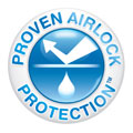 Proven Airlock Protection