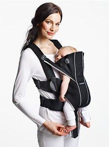 BabyBjorn Baby Carrier Miracle used facing you