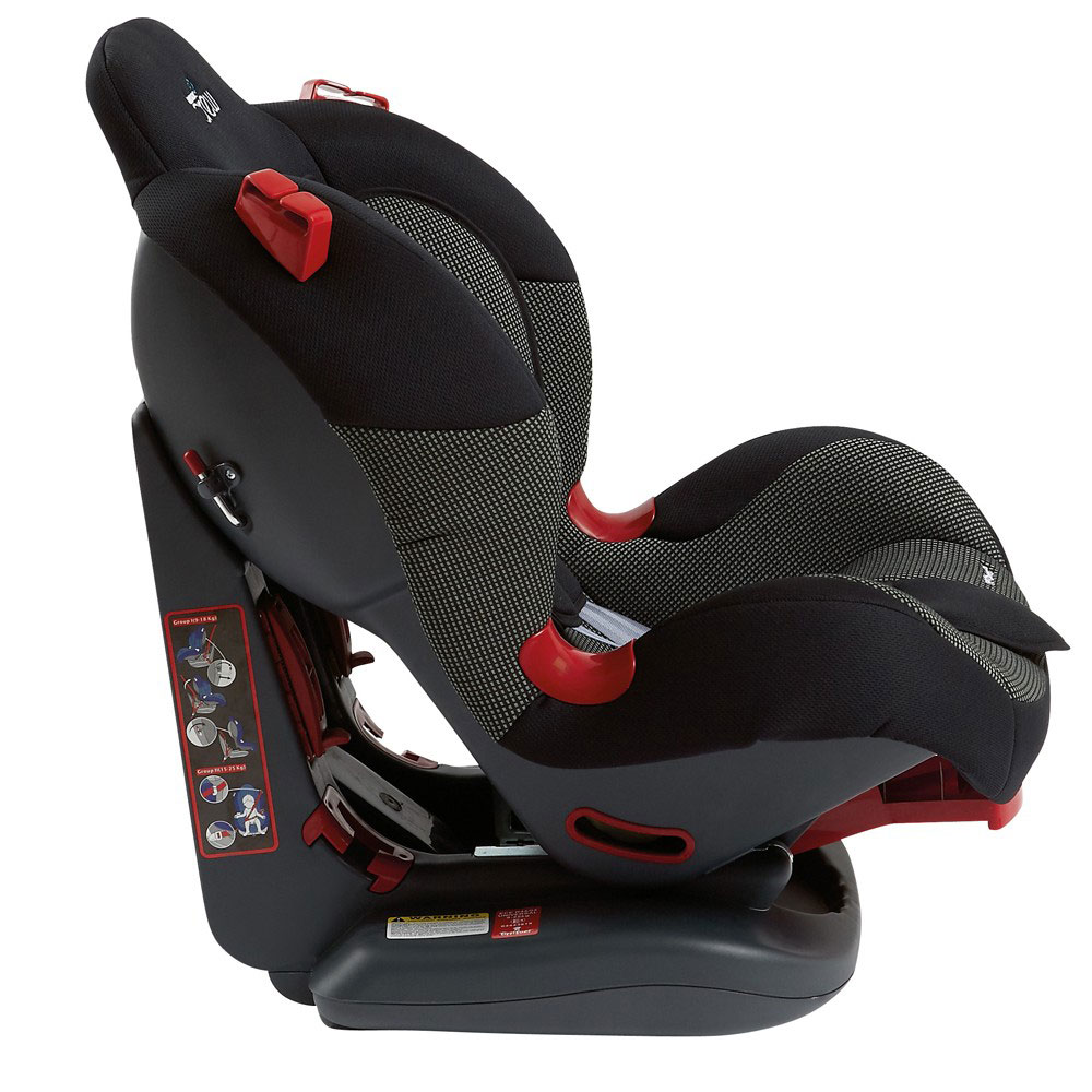 sc 1 st  Kiddie Kloud & Tippitoes Junior Crew Car Seat islam-shia.org