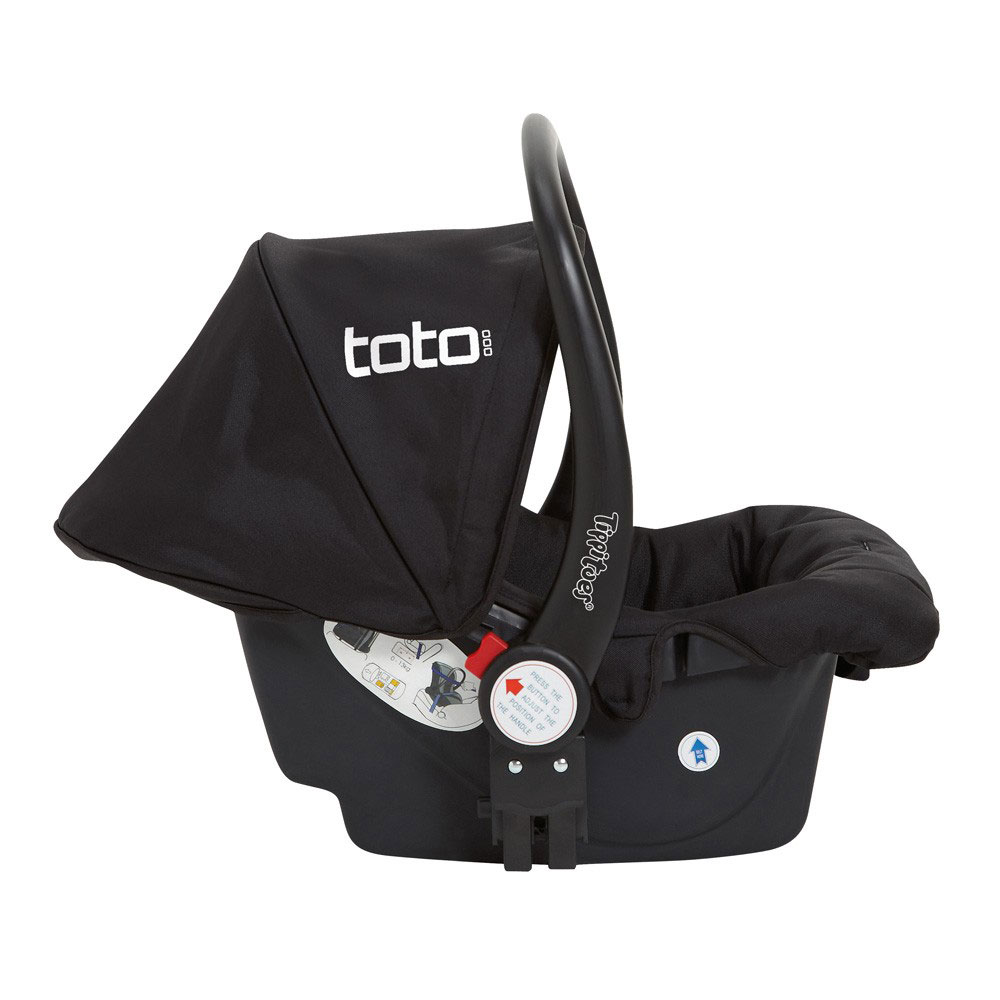 Tippitoes toto car seat amazon co uk baby