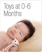 Toys for 0-6 Month Olds