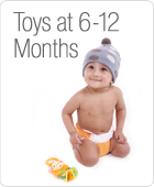 Toys for 6-12 Month Olds