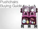 Pushchairs Buying Guide