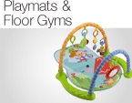 Playmats and Floor Gyms