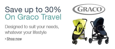 Save up to 30% Off Graco Travel Essentials