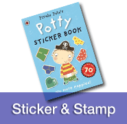 Sticker and Stamp