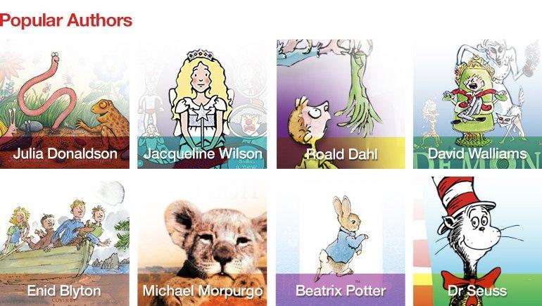 Popular Authors