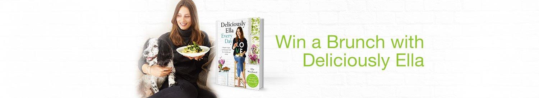 Win a Brunch with Deliciously Ella