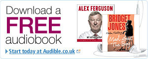 Download your first Audiobook for free when you join Audible.