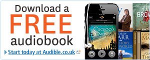 Join Audible.co.uk today for 30 days and choose a free audiobook from over 80,000 audiobook downloads.