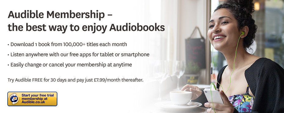Join Audible for FREE