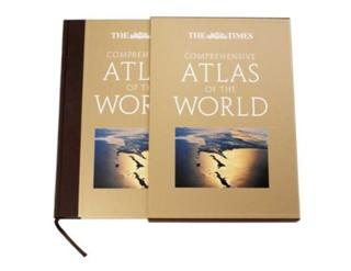 The Times Comprehensive Atlas of the Worlds