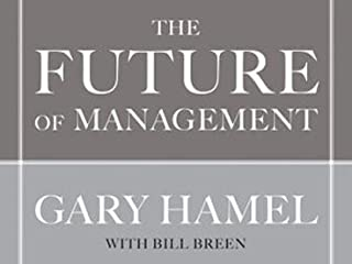 seeing the future first gary hamel 1 synopsis of a seminar by professor gary hamel presented 18 august 2008, sydney author steve marsh september 2008 the future of management in the 21st century.