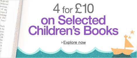 4 for £10 on Kids Books