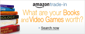 Trade In Your Books and Video Games